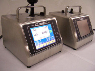 CLiMET® 750t Laser Particle Counter